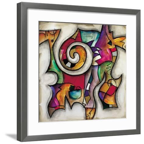Swirl II-Eric Waugh-Framed Art Print