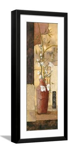 Mandarin Panel II-Charlene Winter Olson-Framed Art Print