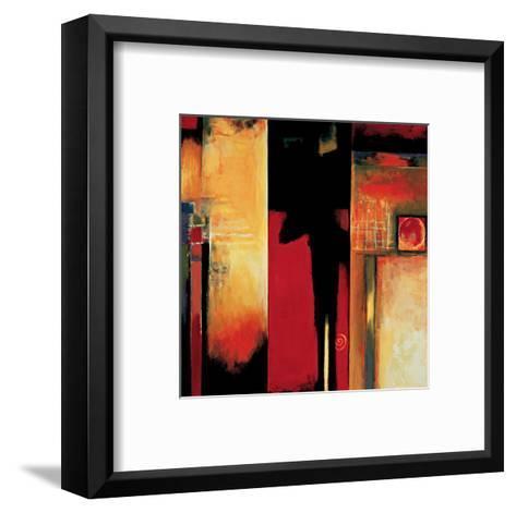 The Divide II-M^ Hansen-Framed Art Print