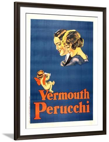 Vermouth Perucchi (c.1925)--Framed Art Print