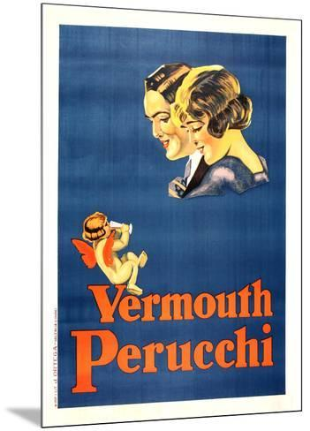 Vermouth Perucchi (c.1925)--Mounted Collectable Print