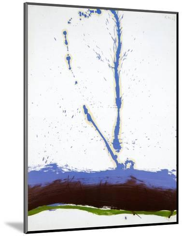 Beside the Sea No. 22, c.1962-Robert Motherwell-Mounted Art Print