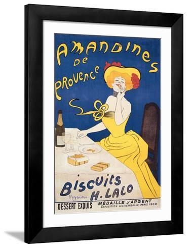 Amandines-Leonetto Cappiello-Framed Art Print