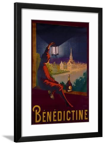 Benedictine-Leonetto Cappiello-Framed Art Print