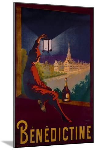 Benedictine-Leonetto Cappiello-Mounted Giclee Print