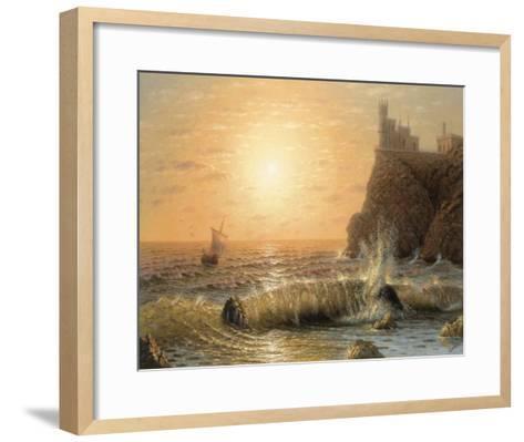 Pearl of Krym-A^ Gorjacev-Framed Art Print