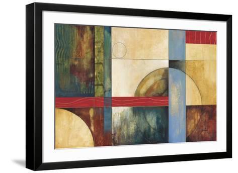 Color Matrix I-Judeen-Framed Art Print