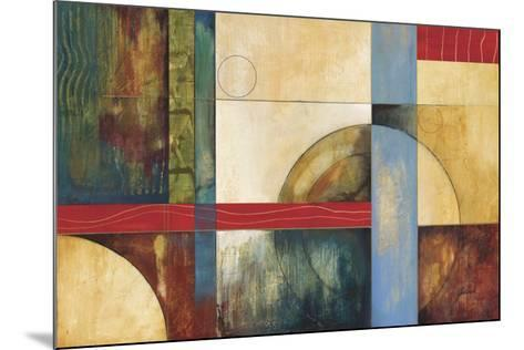 Color Matrix I-Judeen-Mounted Art Print