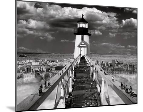The Road to Enlightenment-Thomas Barbey-Mounted Art Print