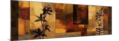 Dharma II-Chris Donovan-Mounted Art Print