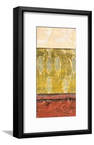 Convergence I-Jonde Northcutt-Framed Art Print