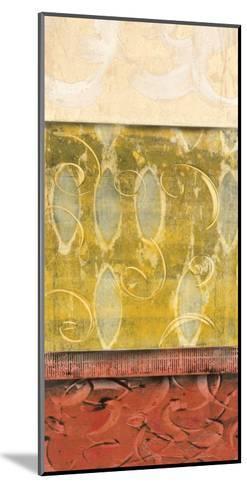 Convergence I-Jonde Northcutt-Mounted Art Print