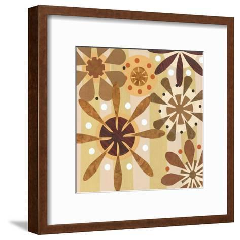 Petals II-Savely-Framed Art Print