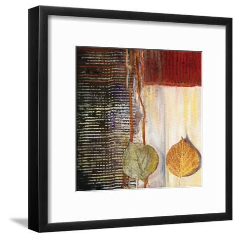 Rhythm Quartet I-Sandy Clark-Framed Art Print
