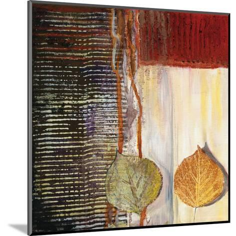 Rhythm Quartet I-Sandy Clark-Mounted Art Print