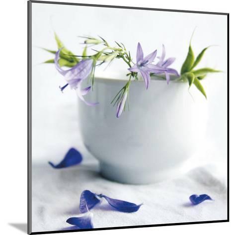 Bellflowers-Amelie Vuillon-Mounted Art Print