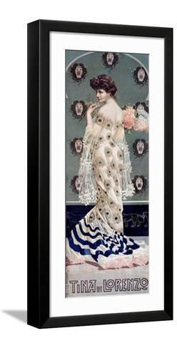 Tina de Lorenzo--Framed Art Print