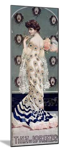 Tina de Lorenzo--Mounted Giclee Print