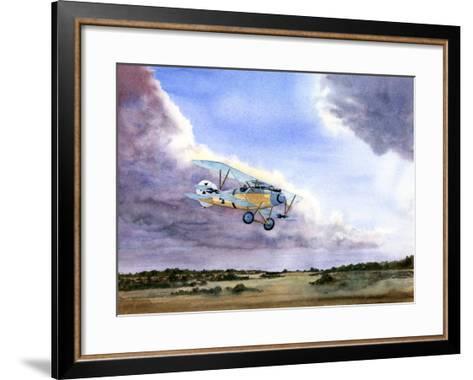 Abatros-Douglas Castleman-Framed Art Print