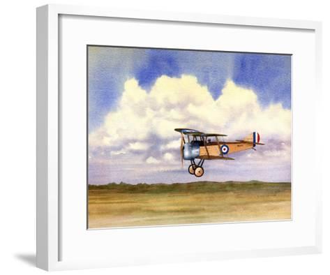 Sop with Pup-Douglas Castleman-Framed Art Print