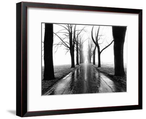 Jogger Framed Art Print by Larry Silver | Art.com
