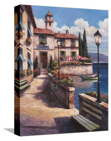 Mediterranean Villa I-T^ C^ Chiu-Stretched Canvas Print