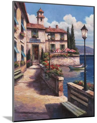 Mediterranean Villa I-T^ C^ Chiu-Mounted Art Print