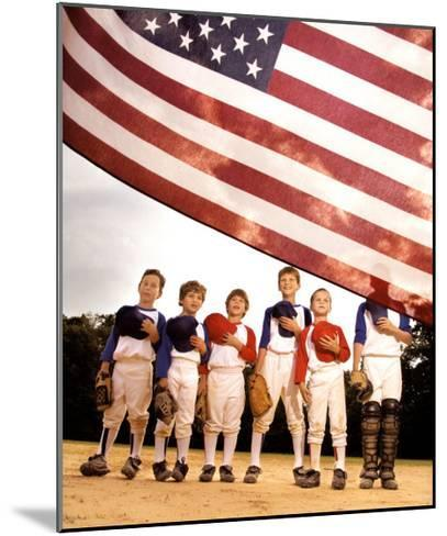 Pride: American Flag--Mounted Art Print