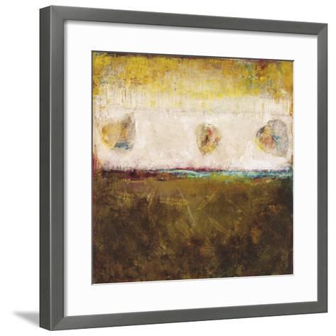 Beaming I-Josiane York-Framed Art Print