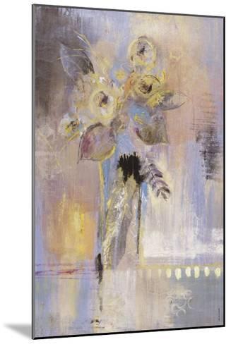 Floral View II-Jennifer Hollack-Mounted Art Print