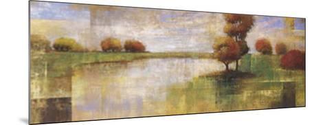 Serene Lake-Albert Williams-Mounted Art Print