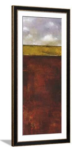 Three Landscapes I-Dennis Carney-Framed Art Print