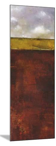 Three Landscapes I-Dennis Carney-Mounted Art Print