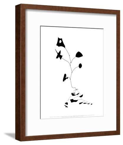 Untitled, 1945-Alexander Calder-Framed Art Print