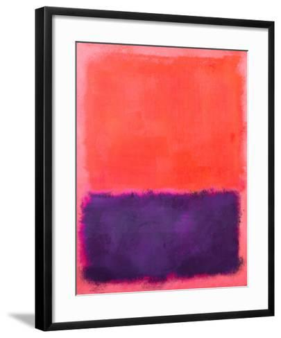 Untitled, c.1961-Mark Rothko-Framed Art Print