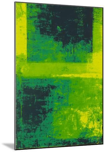 Surface I-Clement Garnier-Mounted Serigraph