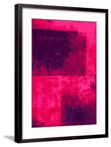 Surface II-Clement Garnier-Framed Art Print