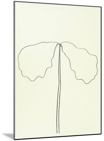 Chene-Ellsworth Kelly-Mounted Serigraph