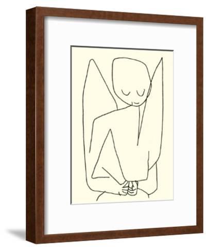 Vergesslicher Engel, c.1939-Paul Klee-Framed Art Print
