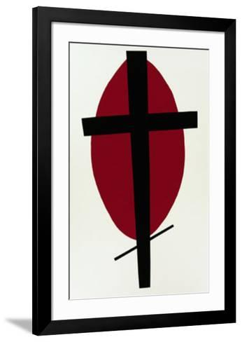 Suprematismus, c.1927-Kasimir Malevich-Framed Art Print