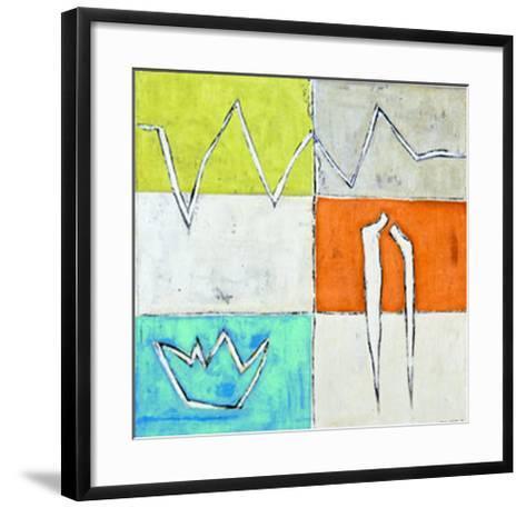 M-004, c.2004-Heinz Felbermair-Framed Art Print