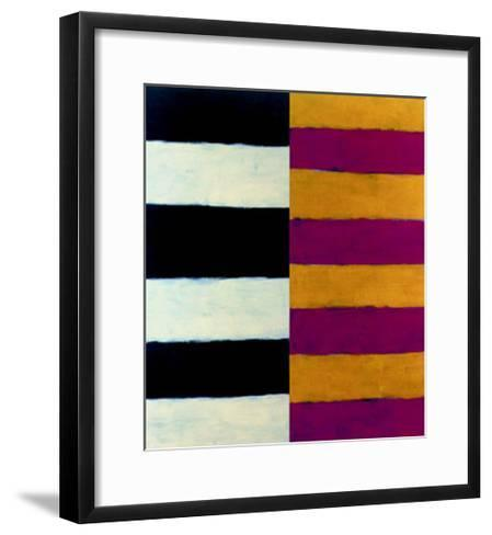 Four Large Mirrors, c.1999-Sean Scully-Framed Art Print