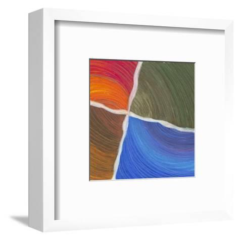 Out of the Box II-Alicia Ludwig-Framed Art Print