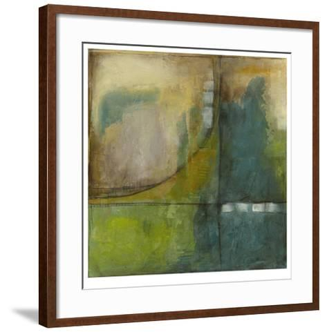 Four Corners II-Jennifer Goldberger-Framed Art Print
