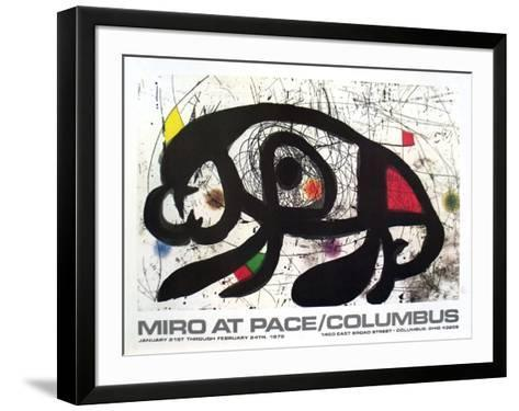 1979 at Pace Columbus-Joan Mir?-Framed Art Print