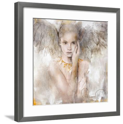 In Truth There Is Love-Elvira Amrhein-Framed Art Print