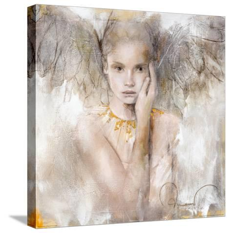 In Truth There Is Love-Elvira Amrhein-Stretched Canvas Print