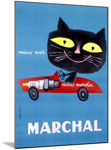Marchal--Mounted Giclee Print