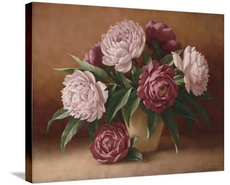 Pink Serenity II-Igor Levashov-Stretched Canvas Print