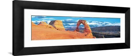 Arches National Park, Delicate Arch-James Blakeway-Framed Art Print